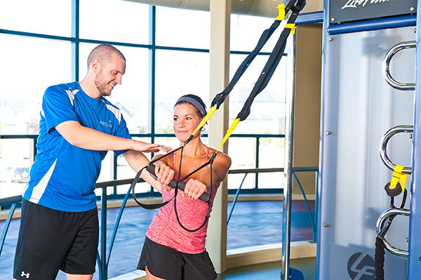 personal training at westside recreation centre