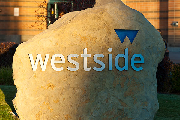 Westside Rock with logo
